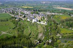 Sainte-Suzanne, Mayenne, Pays de la Loire (France).