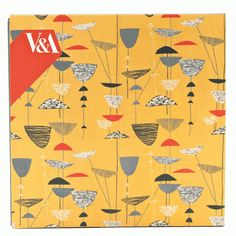 Lucienne Day, Calyx, 1951, V and A Museum