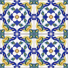 Fès centro - Mattonella in ceramica