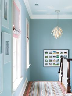 Benjamin Moore's Woodlawn Blue