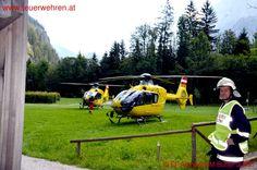 #FF Admont: Schwerer Motorradunfall im Gesäuse #feuerwehr #firefighters