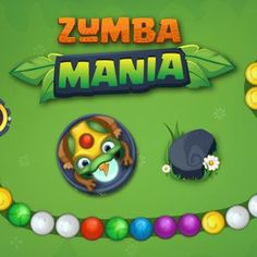 Free Match-3 Browser Game - Zumba Mania is a fun and easy to learn match 3 game for both kids and adults. Free Match, Match 3 Games, Zumba, Yoshi, Tile, Learning, Easy, Fun, Mosaics