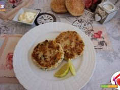 Hamburger di platessa  #ricette #food #recipes