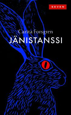 Title: Jänistanssi   Author: Carita Forsgren   Designer: Aino-Maija Metsola