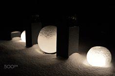 Winter Lights - null