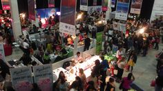 My experience working at Shecky's Girls' Night Out http://www.guyanesesista.com/2013/06/sheckys-girls-night-out.html
