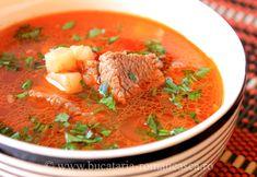 Ciorba de vacuta cu legume Sicilian Recipes, Greek Recipes, Soup Recipes, Cooking Recipes, Romanian Food, Romanian Recipes, India Food, Food Categories, Italian Dishes