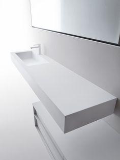 Square H15 von Falper   Waschtische
