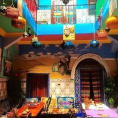 Hostel Waka Waka, Marrakesh, Morocco | 19 Incredible Hostels Around The World