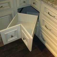 Arlington White Kitchen Cabinets Home Design - traditional - kitchen cabinets - columbus - LilyAnn Cabinets