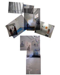 Sóc un àngel als núvols Exposició individual indisciplinar. Fotografia, pintura, vídeo, instal·lació, intervenció, escultura. Setembre - octubre 2010. Galeria Safia, Bar...