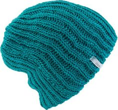 Coal The Thrift Knit Beanie - turquoise $25