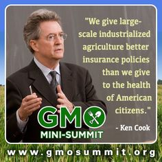 Ken Cook and the Environmental Working Group are fighting for safe and healthy food for everyone. He joins John Robbins for an eye-opening interview for the GMO Mini-Summit, October 25-27, 2013.  ...