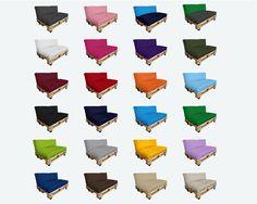 Palettenkissen Palettenolster Paletten Kissen Möbel Sofa Hergestellt in Berlin in Garten & Terrasse, Möbel, Auflagen | eBay