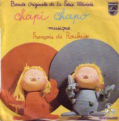 Chapi et Chapo sont deux petits personnages qui vivent dans un univers de cubes à la fois abstrait et trés coloré. Dans chaque épisode, ils se trouvent confrontés à un problème différent dont ils doivent trouver la solution. Chapi et Chapo s'expriment surtout en riant et par des phrases incompréhensibles