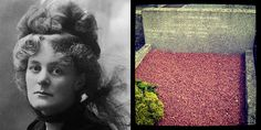 Daily tours include a visit to the grave of Irish revolutionary Maud Gonne.
