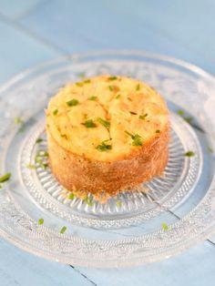 Carré de saumon au fromage frais