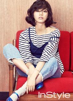 Girl's Day Hyeri Poses For InStyle Magazine   Koogle TV