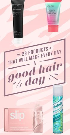27 Products That Will Make Every Day A Good Hair Day