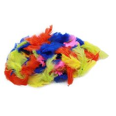 FEATHERS HOT COLORS