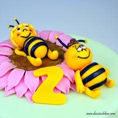 Biene Maja Torte