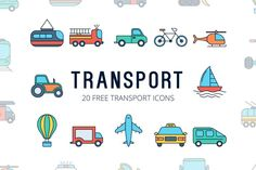 Transport Vector Free Icon Set is a quality set of graphics, consisting of 20 thematic icons. Airplane Vector, Car Vector, Vector Art, Free Graphics, Vector Graphics, Site Icon, Transport Companies, Business Icon, Icon Set