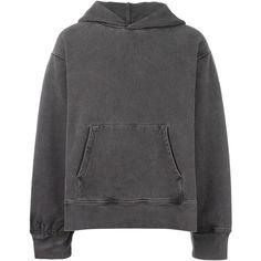 Yeezy Season 3 oversized hoodie ($309) ❤ liked on Polyvore featuring tops, hoodies, hoodie top, oversized hoodie, adidas originals hoodie, oversized hooded sweatshirt and long sleeve oversized top