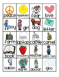 Thing on pinterest nouns worksheet worksheets and free lesson plans