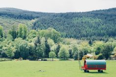 unique accommodation ireland, ireland horse caravans, unique ireland holidays, ireland airbnb
