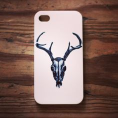 Iphone 4, White Iphone, Deer, Phone Cases, Etsy, Dart Frogs, Phone Case, Iphone 4s, Red Deer
