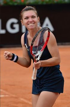 Simona Halep - Romanian tennis player