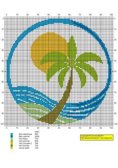 Xmas Cross Stitch, Cross Stitching, Cross Stitch Embroidery, Free Cross Stitch Charts, Cross Stitch Patterns, Crochet Patterns, Crochet Cross, Filet Crochet, Cross Stitch Landscape