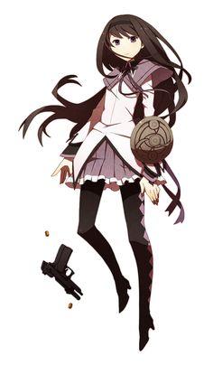 Homura Akemi from Madoka Magica~