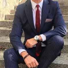 Rayas y Cuadros: Blog de Moda Masculina: Moda para hombre en Instragram (CLIV)