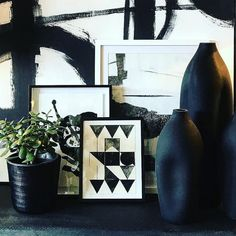 I've noticed a #monochrome movement happening. Is black then new green? @cecileandboyddurban