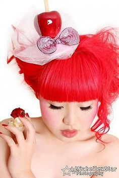 Candy Apple Hat