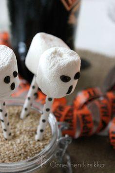 Halloween-tarjoilut
