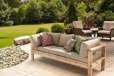 63 best outdoor couch images diy couch diy sofa recycled furniture rh pinterest com