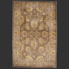 Distressed Rug 5 2 X 3 0 Ft 160 90 Cm Bohemian Boho Style Carpet Vintage Oushak Worn Fall Autum Decoration