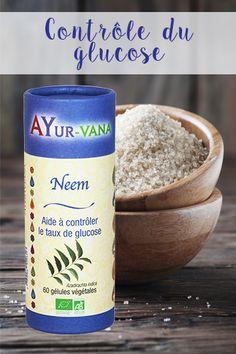 Le Neem soutient un métabolisme équilibré des sucres.