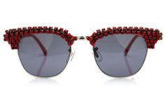 Perfect xmas present!  Ellington Red sunglasses, from the brilliant selection of sunglasses made by SUNGLASSCURATOR.com