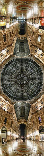 Galleria Vittorio Emanuele II, Milan, By Batistini Gaston