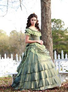 Nina Dobrev as Katherine Pierce: The Vampire Diaries