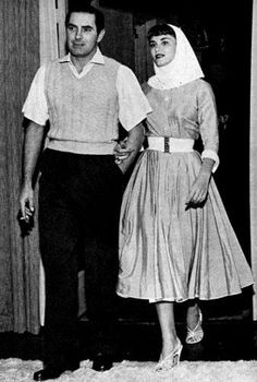 Net Image: Tyrone Power and Linda Christian: Photo ID: . Picture of Tyrone Power and Linda Christian - Latest Tyrone Power and Linda Christian Photo. Tyrone Power, Christian Pictures, Star Wars, Kid Movies, Marilyn Monroe, Picture Photo, Movie Stars, Superstar, Normcore