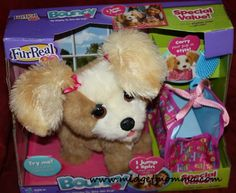 FurReal Friends Bouncy, My Happy-To-See-Me Pup Review