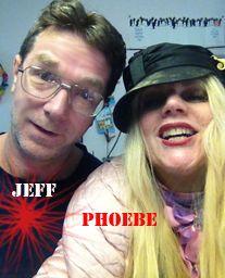 "Imagineer Phoebe Legere and Engineer Jeff ""Curious"" Carver Burning Man, Engineer, Burns"