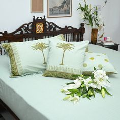 Bed Linens, Linen Bedding, Bed Pillows, Cushions, Diwali Sale, Vibrant Colors, Colours, White Sheets, Bed Sheets