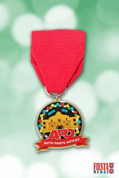Tell us you love Fiesta without telling us you love Fiesta. Auto Parts Outlet certainly did so in 2019. Check out this medal weve created for them!
