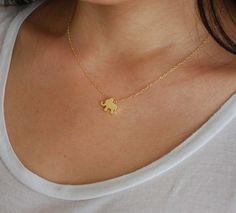 tiny necklaces!