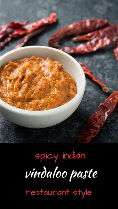 Vindaloo paste is a great way to get restaurant results at home. You can make Indian restaurant vindaloo curry just like they do. Goan Recipes, Curry Recipes, Indian Food Recipes, Vegetarian Recipes, Cooking Recipes, Spicy Recipes, Small Food Processor, Food Processor Recipes, Chicken Vindaloo